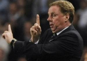 Реднапп является главным претендентом на пост наставника сборной Англии