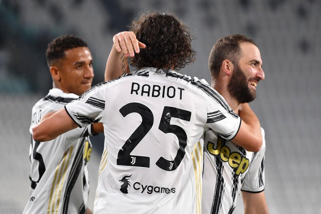 Рома обыграла Ювентус в заключительном матче сезона Серии А