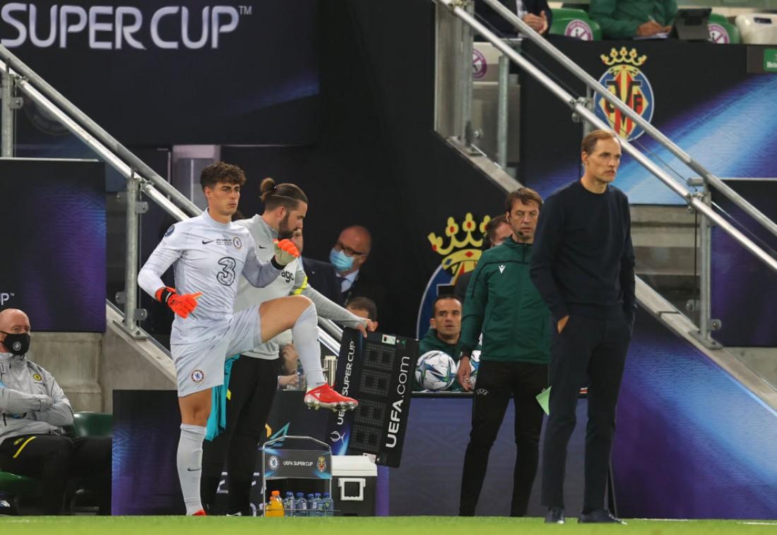Челси - обладатель Суперкубка УЕФА