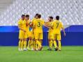 Опубликован стартовый состав сборной Украины на матч с Северной Ирландией