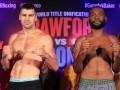 Гвоздик – Бэйкер: боксеры уложились в вес