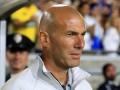 Зидан прокомментировал игру Реала в матче с Барселоной