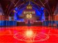 Nike переоборудовал старую церковь в Храм баскетбола