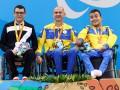 Украина уже завоевала больше 100 медалей на Паралимпиаде