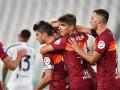 Ювентус потерпел поражение от Ромы в заключительном матче сезона