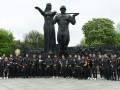 Игроки Шахтера во Львове почтили память жертв Второй мировой войны