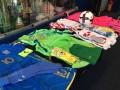 Украина сыграет в синих футболках, Хорватия — в традиционной красно-белой форме