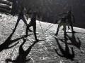 Российских биатлонистов лишили серебряных наград за нарушение правил эстафеты