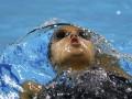 Украинская пловчиха берет вторую медаль за день на этапе Кубка Мира в Китае