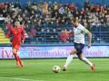 Черногория - Англия 1:5 видео голов и обзор матча отбора на Евро-2020