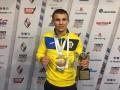 Хижняк признан лучшим спортсменом месяца в Украине