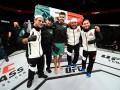 UFC Fight Night 103: Результаты боев