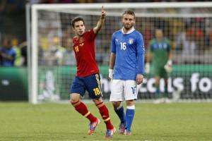 Де Росси: Мы ничего не показали против Испании