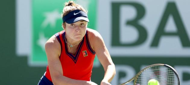 Свитолина проиграла на старте турнира WTA в Тенерифе