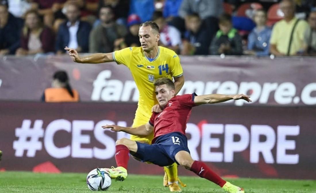 Украина - Чехия 1:1