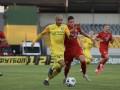 Александрия обыграла Ингулец в матче с семью голами и двумя удалениями