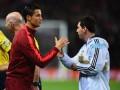 Роналду обошел Месси в голосовании за лучшего игрока в истории