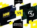 Na'Vi - SK Gaming: Видео шоу-матчей по CS:GO