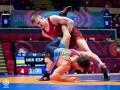 Украинец Шуптар стал бронзовым призером чемпионата Европы по вольной борьбе
