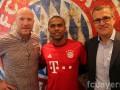 Спортивный директор Баварии: Коста удачно впишется в игру команды