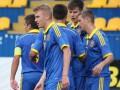 Молодежная сборная Украины обыграла Динамо-2