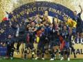 Футболист сборной Франции продал золотую медаль ЧМ-2018 на аукционе