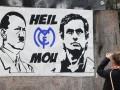 Хайль Моуринью! Тренера Реала сравнили с Гитлером (ФОТО)