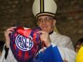 Новый Папа Римский Франциск I - болельщик аргентинского клуба (ФОТО)