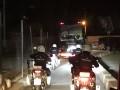 Фанаты Олимпиакоса устроили беспорядки на стадионе и напали на автобус АЕКа