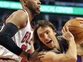 NBA: Санс оказали Быкам медвежью услугу