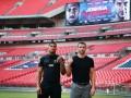 Кличко – Джошуа: Первая встреча боксеров в Лондоне