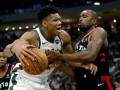 Плей-офф НБА: Милуоки обыграл Торонто в первом матче финальной серии Востока