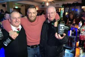 Макгрегор потратил 4 тысячи евро на угощение посетителей паба выпивкой