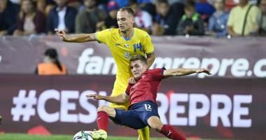Чехия - Украина 1:1 Видео голов и обзор матча