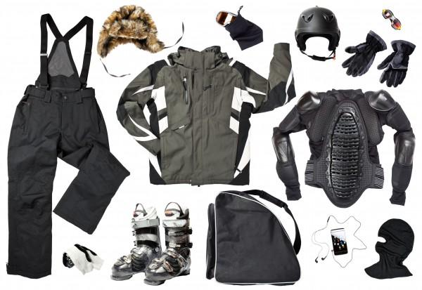 Выбрать одежду для катания на лыжах надо правильно