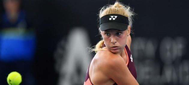 Ястремская потерпела поражение в финале турнира в Аделаиде