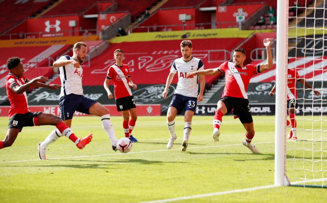 Саутгемптон - Тоттенхэм: видео голов и обзор матча
