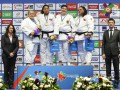 Сборная Украины по дзюдо сумела завоевать одну медаль на чемпионате Европы