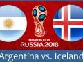 Аргентина – Исландия 1:1 как это было
