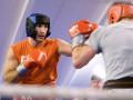 Кличко готовится к бою с Мормеком при помощи восьми спарринг-партнеров