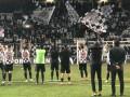 В Португалии флаг фанатов помешал судье воспользоваться видеоповтором
