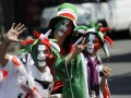 К бою готовы. Фанаты Испании и Италии оккупируют Киев