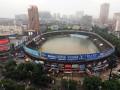 Водное поло: Футбольный стадион превратился в бассейн из-за стихии