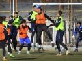 Пресс-служба Черноморца придумала оригинальный способ скрыть лица новичков команды