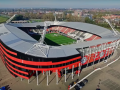 На домашнем стадионе АЗ Алкмар обрушилась крыша