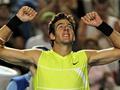 Australian Open: Дель Потро вырвал победу у Блейка