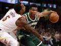 Адетокумбо, ЛеБрон и Ирвинг – в лучших моментах НБА в ноябре