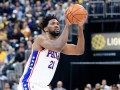 Блок-шот Эмбиида и отличный проход Хардена - среди лучших моментов дня в НБА