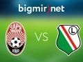 Заря - Легия 0:1 Трансляция матча Лиги Европы
