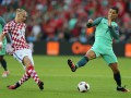 Хорватские фанаты потроллили Роналду с трибун во время матча